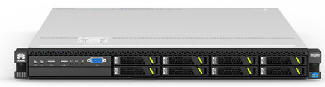 Huawei Tecal RH1266v2 rack server Xeon E5-2620 16G mem