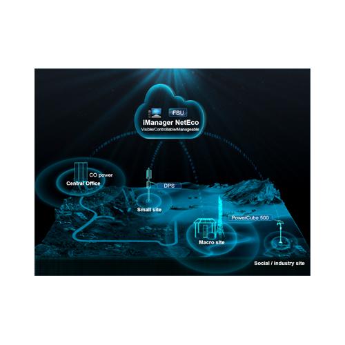 iManager NetEco Telecom Energy (For Integrated)