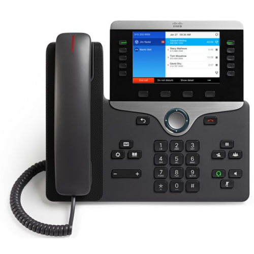 Cisco 8945 IP Phone Windows
