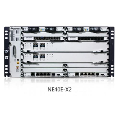 NE40E-X2 typical Configuration
