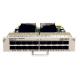 NE5000E-X16 20-Port 10GBase LAN/WAN-SFP+ Flexible Card