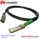 HUAWEI Original QSFP-40G-CU3M 3m 40GbE Direct-Attach Cable