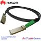 HUAWEI QSFP-40G-CU5M 5m 40GbE Original Direct-Attach Cable