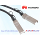 HUAWEI Optical Direct-attached Cable DAC SFP-10G-CU3M SFP+ 10G 3M
